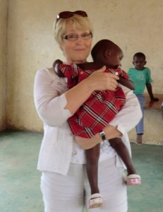 This is Elizabeth and we are dancing as well as having a cuddle. It was very hard to let go.